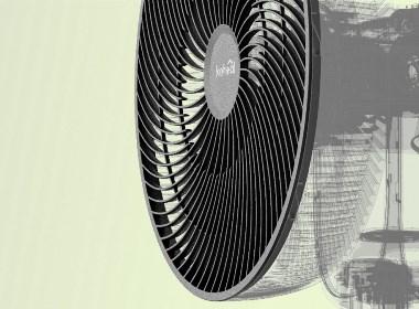 科西Keheal丨循环扇F4 工业设计丨2021