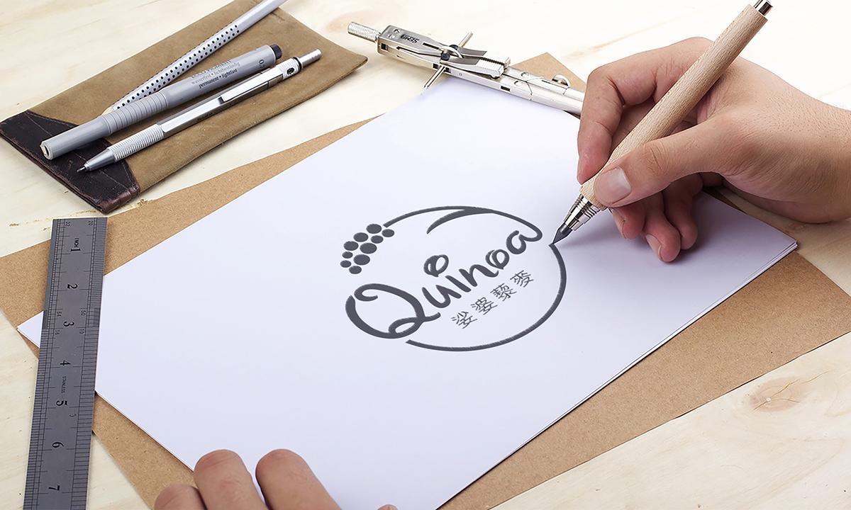 藜麦品牌策划,粗粮包装设计,五谷杂粮包装设计,快消品包装,包装设计,品牌策划,LOGO设计,VI设计