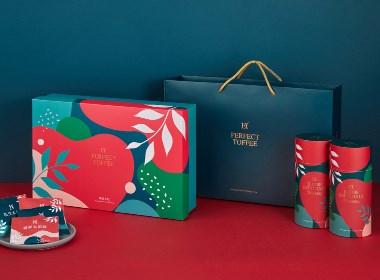 中式礼盒风格外包装设计