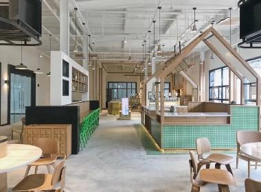 杭州品尚设计︱乐清植然方适品牌空间设计