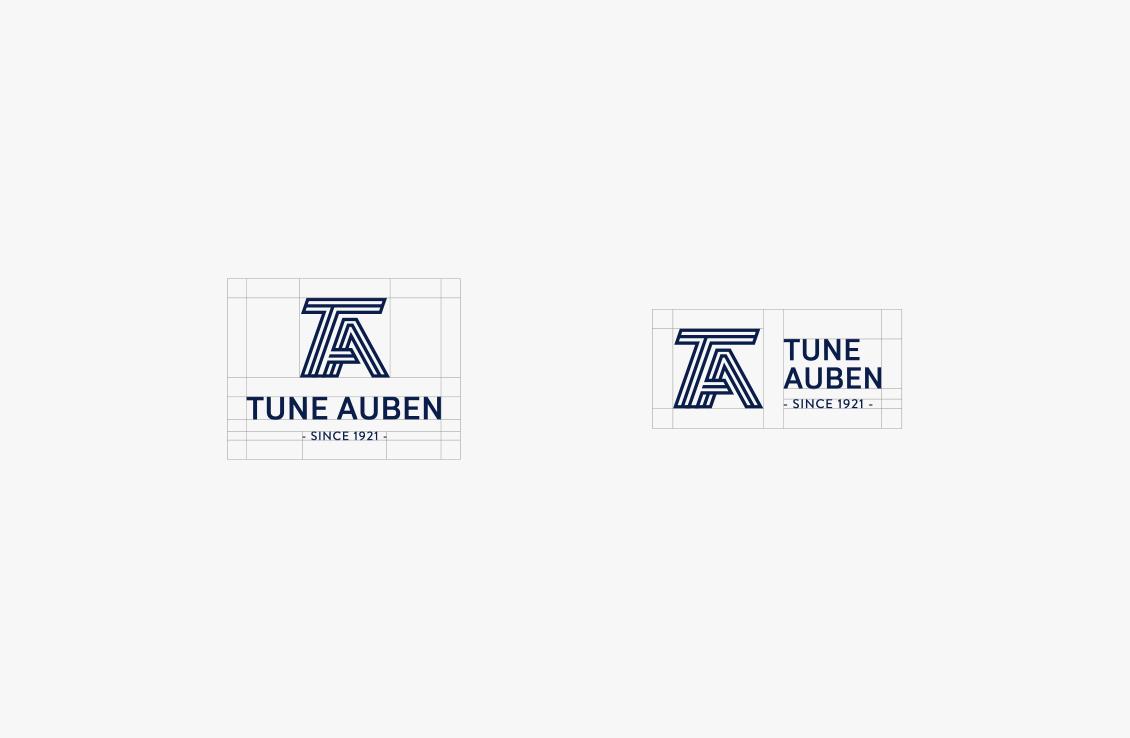 TUNE AUBEN 运动品牌设计