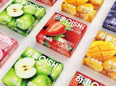 奇事果汁软糖-品牌包装设计