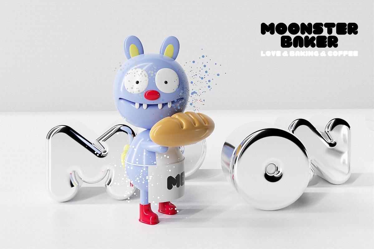 MOONSTER BAKER 烘焙与手冲咖啡