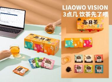 食品拍摄   每日茶 x LIAOWO VISION