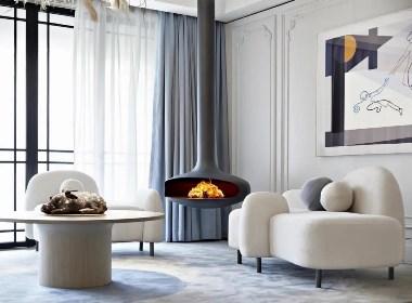 和尊设计HR·HOME丨极致体现优雅与浪漫!