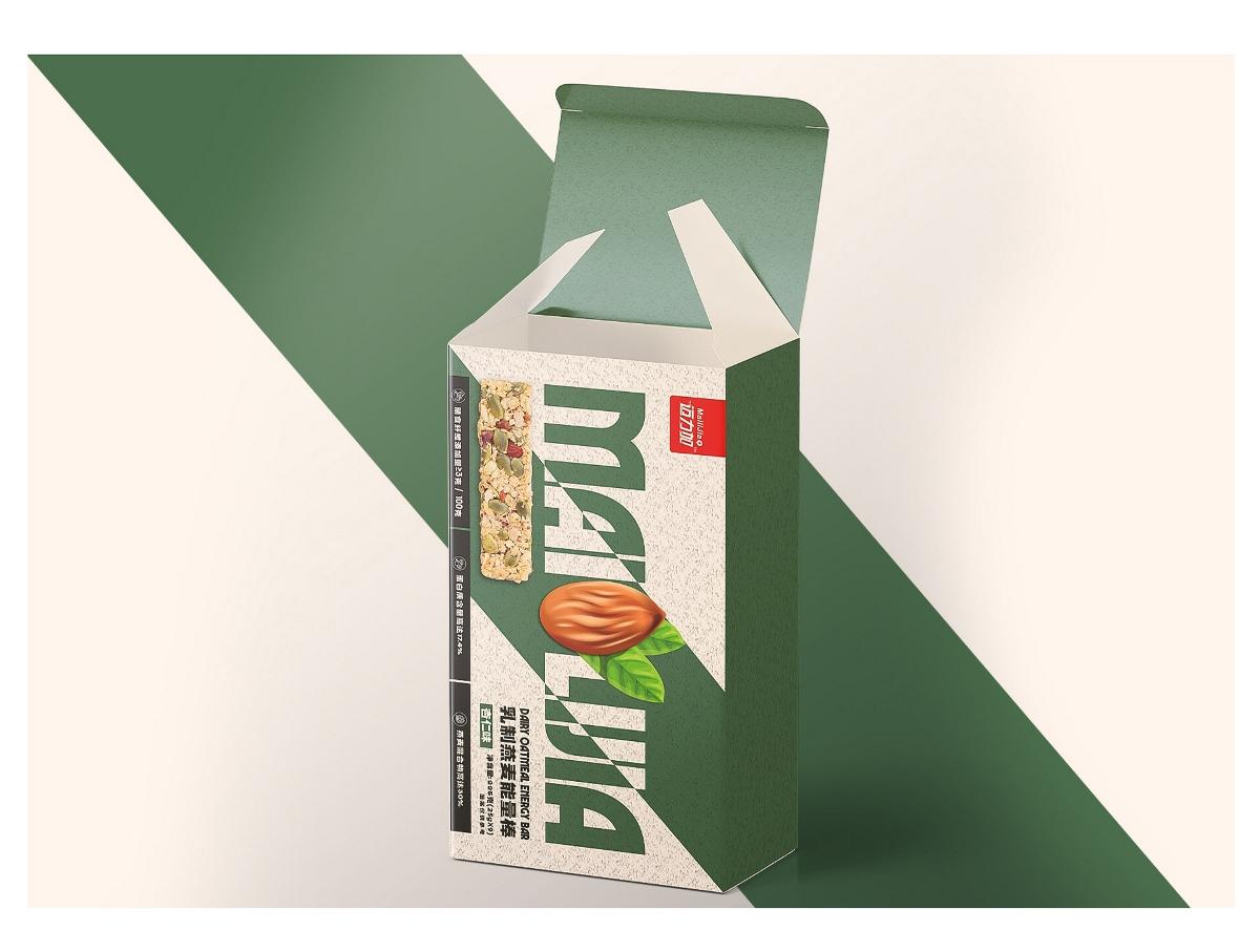 Dairy Oatmeal Energy Bar