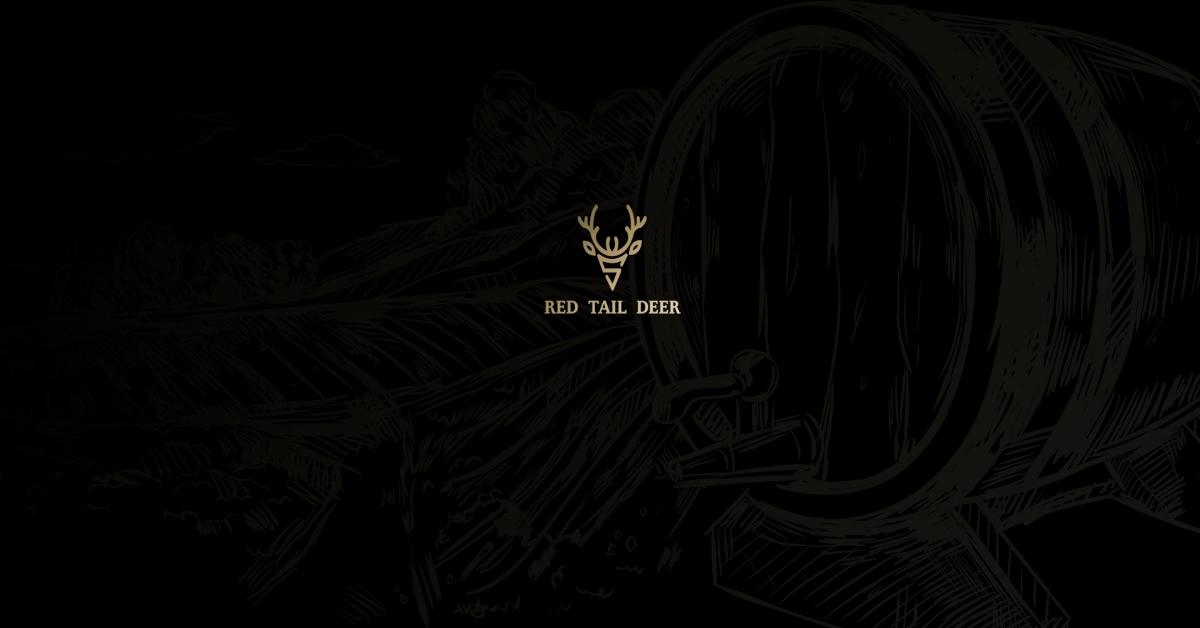 DED TAIL DEER丨甜葡萄酒包装设计