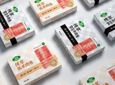 超级视觉助力生鲜品牌打造|食品包装设计