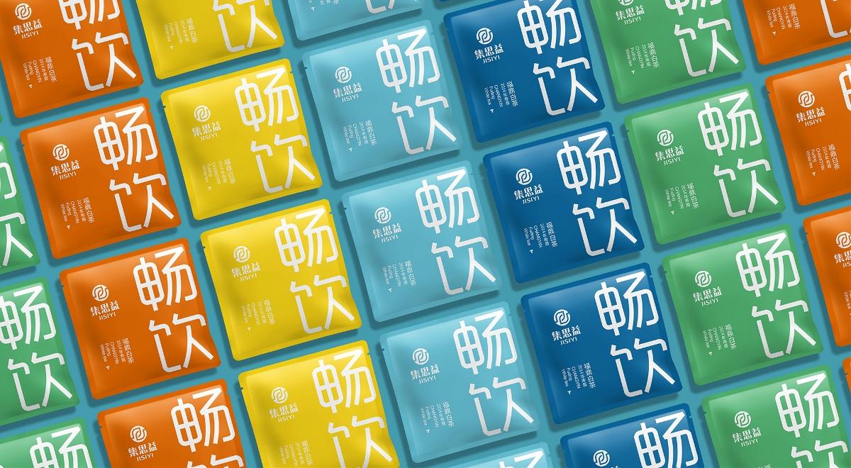 畅饮茶叶包装—意形社