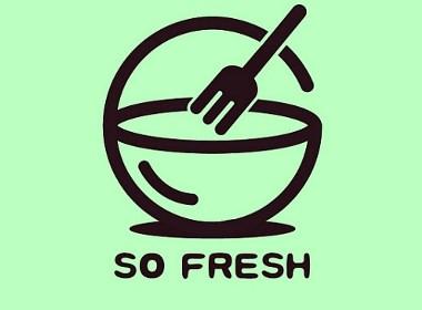 巨灵设计:法国餐厅logo设计