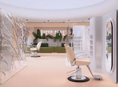 Fiminine+Around 专业形象设计复合体验店