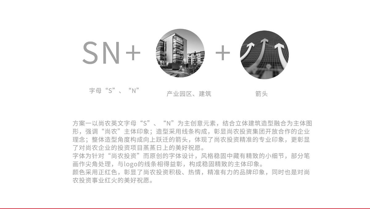 尚农投资集团&品牌logo设计