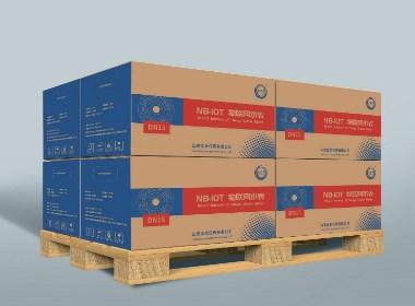 物联网水表&包装周转箱设计