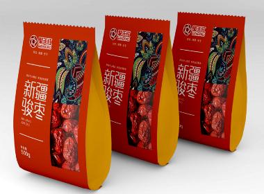 新疆大枣系列包装设计