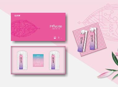 Private x 观复 | 女性私护品牌包装设计