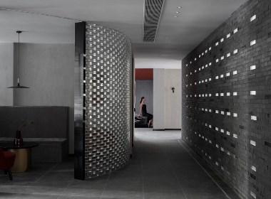 成都初一美学空间设计   咖啡厅+酒吧. 麻省后院