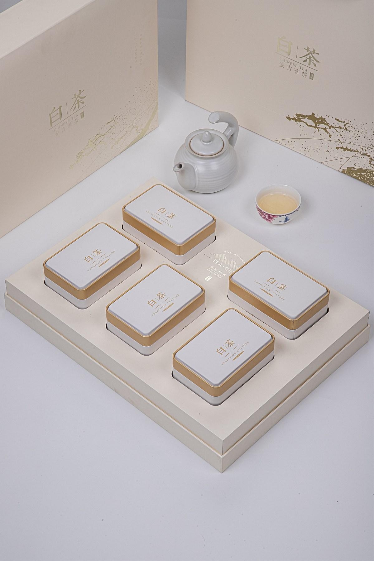 白茶系列拍摄