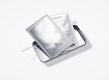 从不营销  ●  轻奢医美面膜包装设计案例分享