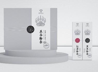 【圣智扬食品包装设计】秦岭农夫农特产品包装设计