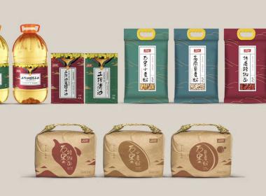 春晓老工艺调味品包装设计