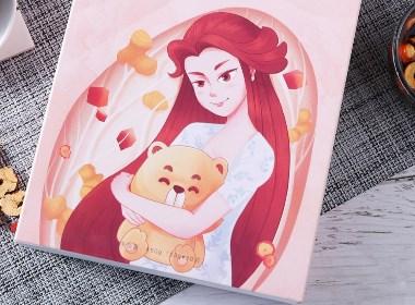 花美妖-花草茶系列包装设计