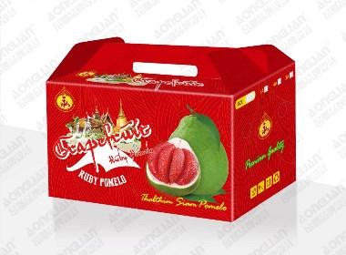 泰国红柚包装设计案例