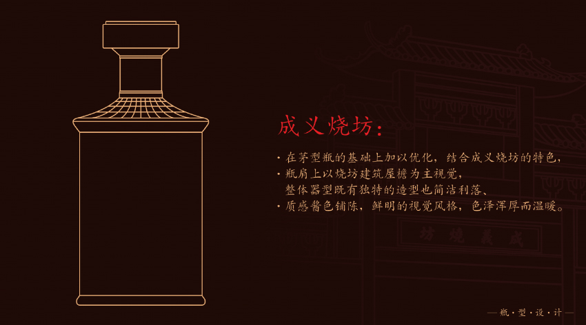 贵州成义烧坊酒包装设计【黑马奔腾设计作品】