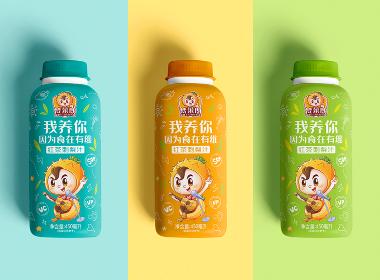 善行研創一梵萊朗刺梨汁飲料策略性包裝設計