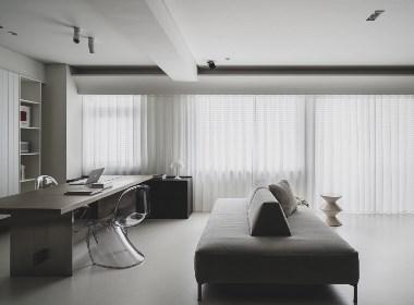现代极简风:简单的设计,极致的生活 | NEEN DESIGN·尼恩设计