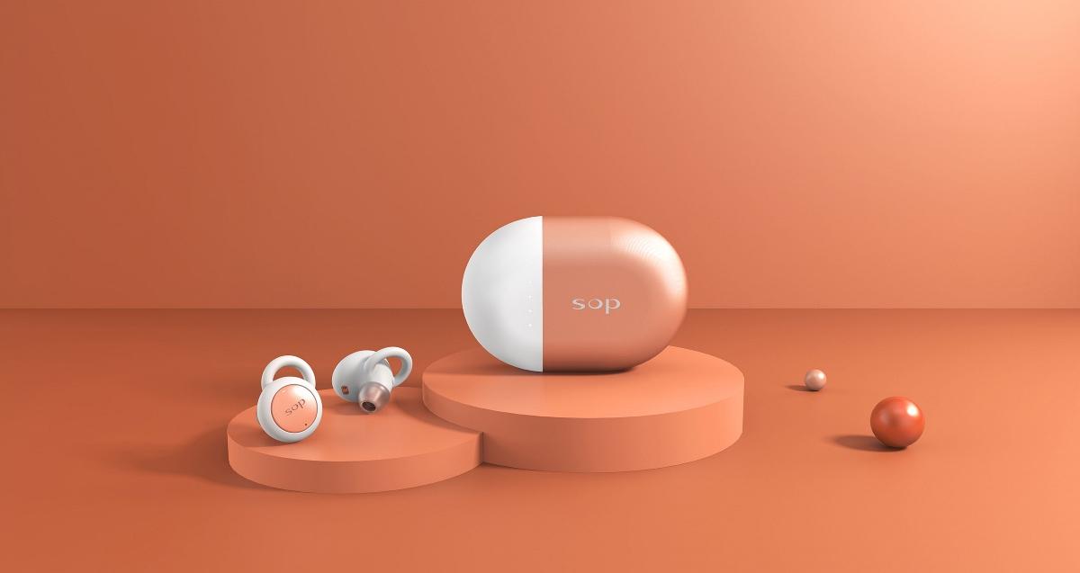 SOP TWS耳机设计