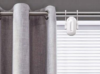 IQI智能窗帘机