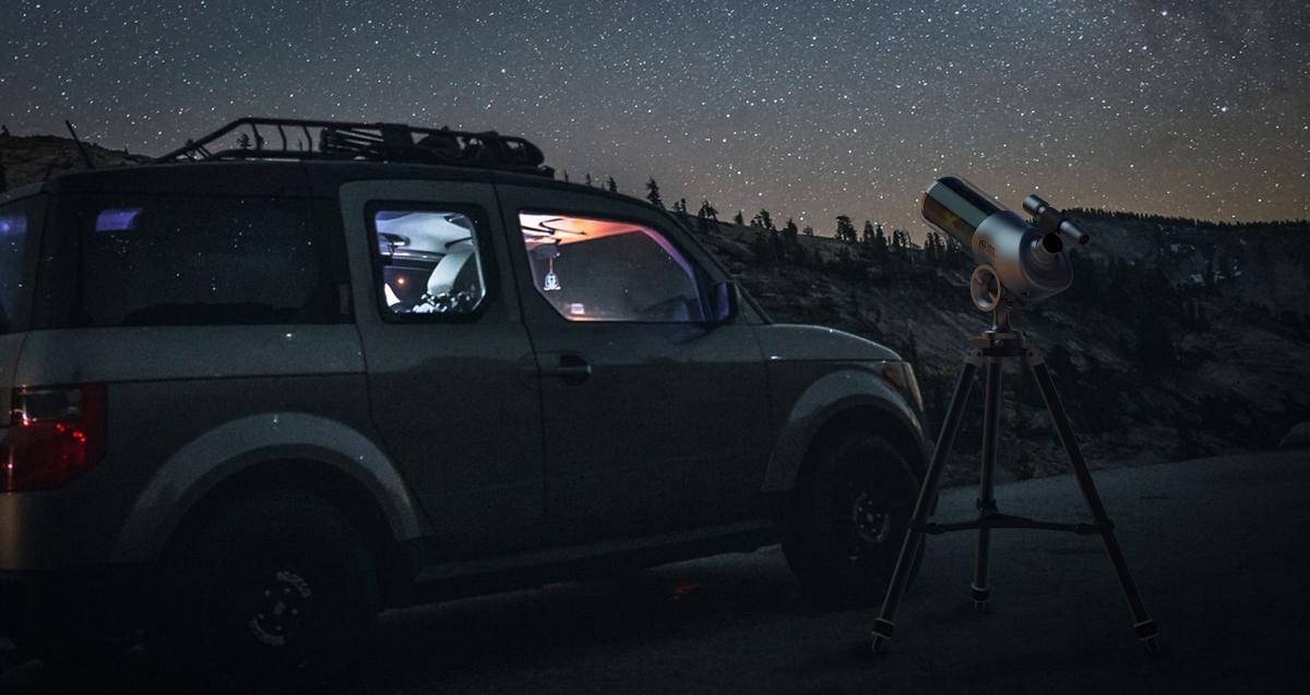 CNA天文望远镜