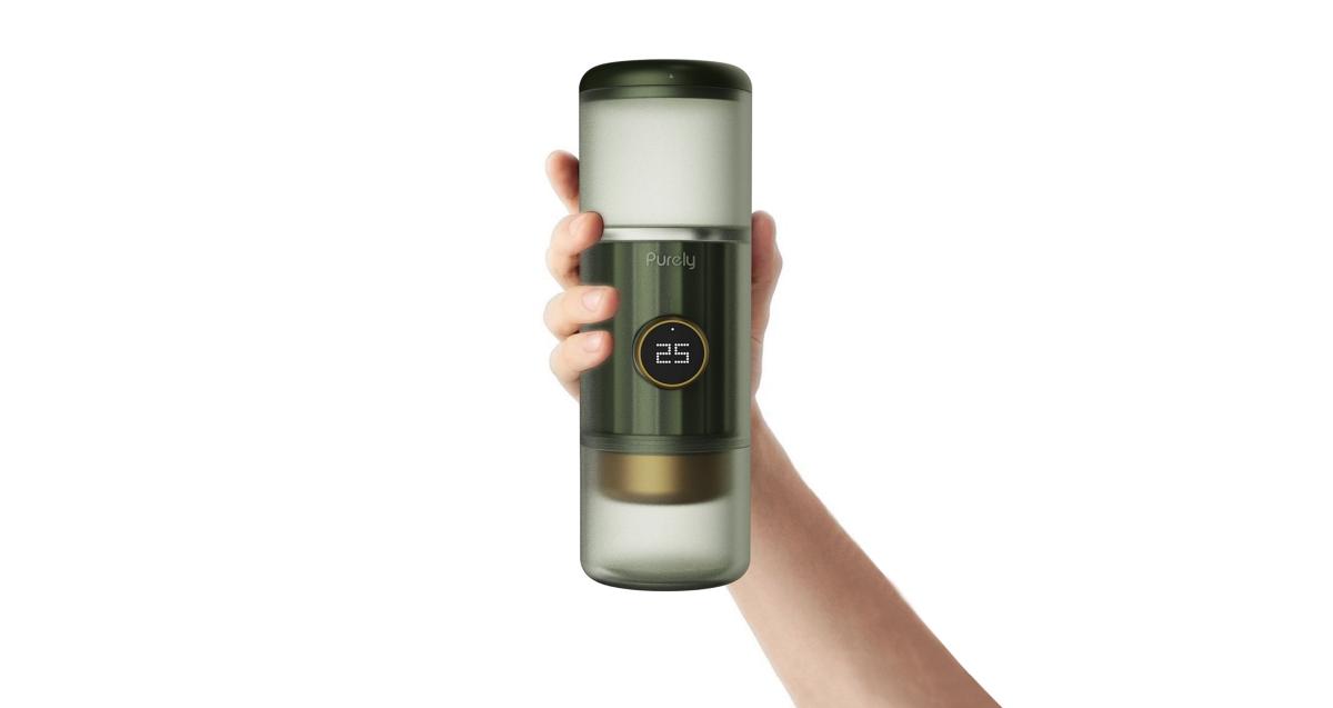 PURELY 便携式胶囊咖啡杯