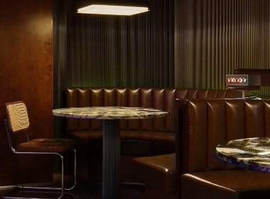 成都咖啡厅设计丨川颂装饰