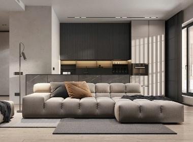 舒适的简雅之居 简约与潮流的平衡