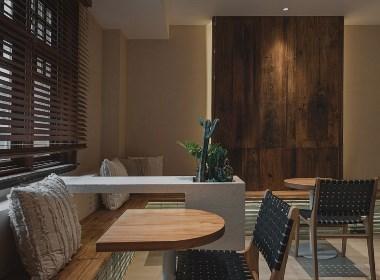 成都餐厅设计丨川颂装饰