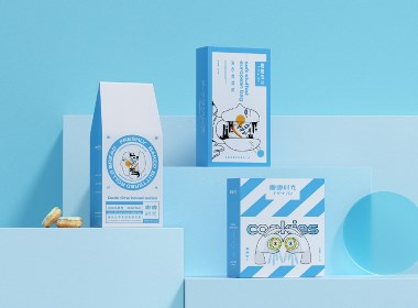 嘟嘟时光丨烘焙甜品品牌设计