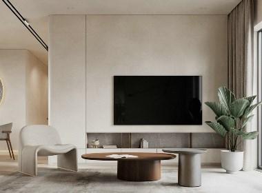 浅色系空间设计 既温馨又舒适