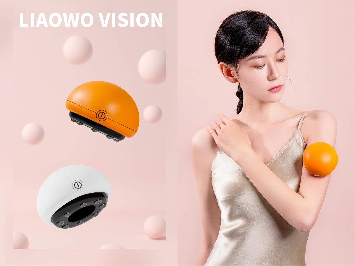 个人护理   电商拍摄 x 刮痧仪 x LIAOWO VISION