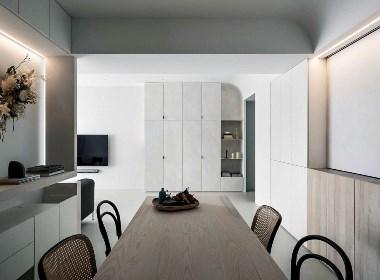 现代极简风:本真与纯净,来自心灵的生活 | NEEN DESIGN·尼恩设计