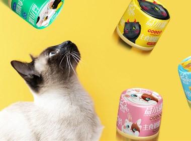 宠物食品包装设计罐头包装设计