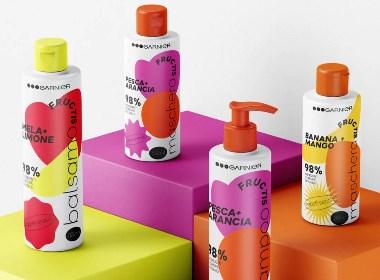 洗发水产品包装设计