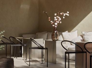 阿联酋咖啡厅丨成都咖啡厅设计丨川颂装饰