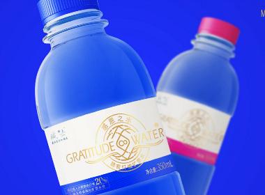 水包装设计碱法感恩之水