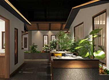 杭州品尚设计︱很高兴见到你餐厅设计