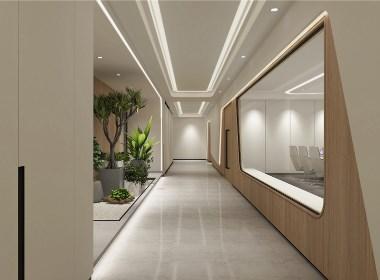 温州立地科技办公空间设计