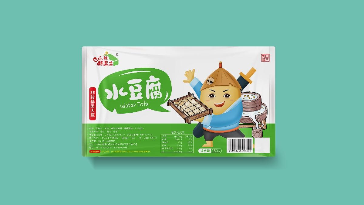 【威海毛毛】小林鲜豆士