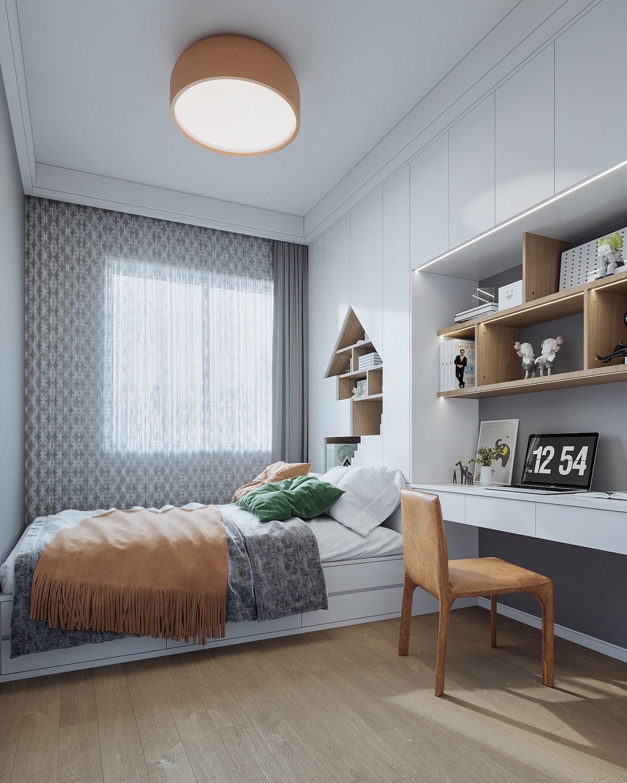 现代丨家装商业表现
