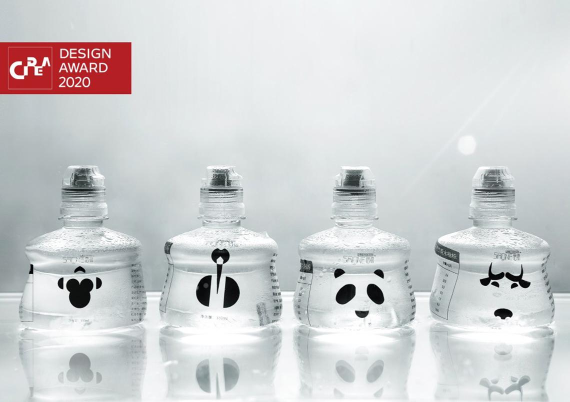 儿童饮用水包装设计