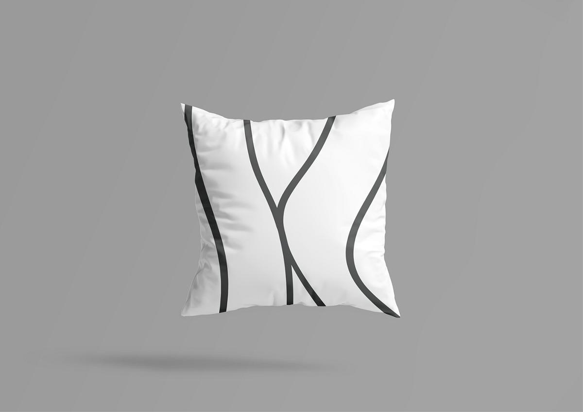 品牌形象设计欣赏   简约 标志 VI